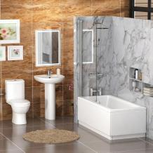 Buying bathroom suites is user friendly and economical