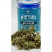 CBG Hemp Flower Jack Frost 3.5g | Buy CBG Hemp Flower Buds | CBD
