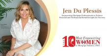 Jen Du Plessis: Empowering Mortgage Professionals to Achieve Personal and Professional Breakthroughs for Success