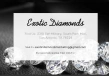 Jewelry store Exotic Diamonds offer for Diamond exchange san antonio