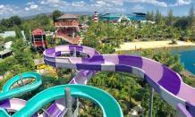 Jogja Bay Waterpark, tujuan wisata air keluarga dengan beragam wahana