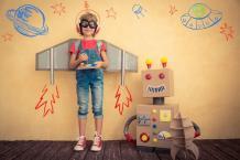 Giúp Con Phát Triển - Hội họa - phần quan trọng trong chương trình giáo dục mầm non và cuộc sống