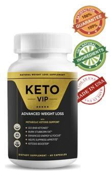 Keto VIP Reviews: Is Keto Vip Legit? | Keto VIP Pills on Shark Tank