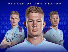 Kevin De Bruyne wins 2019/20 Premier League Player of the season - KokoLevel Blog