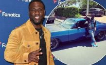 Kevin Hart set to leave Los Angeles hospital for inpatient physical therapy After Car Accident