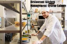 Restaurant Kitchen Management System Lahore - Cherry Berry RMS