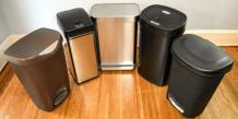 How a Stainless Kitchen Trash Can Works Wonders – Review Inspiration