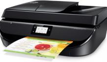 how to do wireless connection of hp oj 5258 printer guide