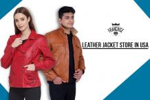 Know About Our Leather Jacket Store in USA