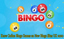Know Online Bingo Games on New Bingo Sites UK 2020 – Lady Love Bingo