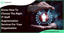 Know How To Choose The Right IT Staff Augmentation Services For Your Organization