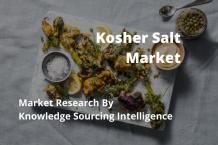 kosher salt market