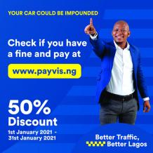 PayVIS: New Lagos State platform for paying traffic offence penalties - KokoLevel Blog