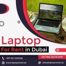 Laptop for Rent in Dubai