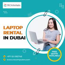 Business Laptop Rental Dubai