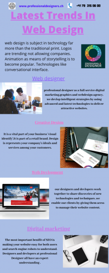 Web Design Bern