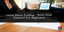 Checklist Learn Share Trading Basics For Beginners, Best Online Stock Market Course - IFMC Institute