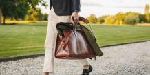 Benefits of Leather Duffle Bags