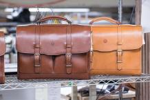 Get to Stylish Leather Duffle Bag