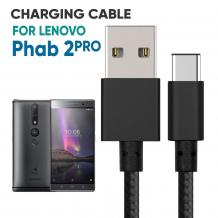 Lenovo Phab 2 Pro Braided Charger Cable | Mobile Accessories