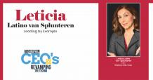 Leticia Latino van Splunteren: Leading by Example