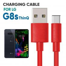 LG G8s ThinQ PVC Charger Cable | Mobile Accessories