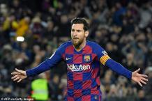 Lionel Messi becomes football's second billionaire; Ronaldo, Neymar Top 2020 Forbes List of Highest-Paid football Players 2020 - KokoLevel Blog