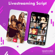 Live Streaming Script   Live Video Streaming Script   Video streaming script