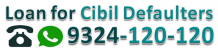Personal Loan For Cibil Defaulters in Thane