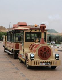 Mubazzarah Train Tours | Book lttuae Transportation Service