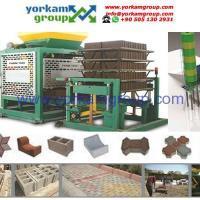 Les machines de fabrication des parpaings – dimension de parpaing – Yorkam Group – Machine BTP