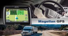 Update Magellan GPS Device
