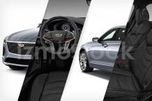 2019 Cadillac CT6 Car Amzing Stock Photography | Izmo Stock