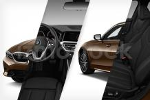 2019 BMW 330I CAR STOCK PHOTOGRAPHY: RAISING THE BAR AGAIN