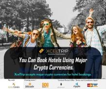 Perfect Hotel Booking via Cryptocurrencies for Star Gazers