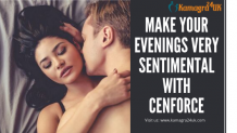 Make your evenings very sentimental with Cenforce