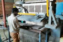 Egg Tray Making Machine in India | High Efficiency With Low Price