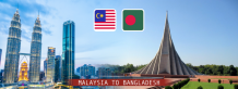 Send Money From Malaysia to Bangladesh | Outward Remittance