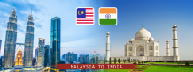 Send Money From Malaysia to India | Outward Remittance