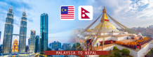 Transfer Money from Malaysia to Nepal | Remit Money