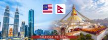 Transfer Money from Malaysia to Nepal | Remit Money