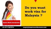 Malaysia work visa