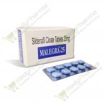Buy Malegra 25mg Online, malegra 25 review, Price, uses  | Medypharma