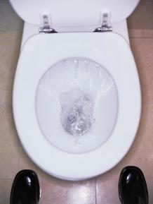 Advantages and Disadvantages of Gravity Feed Toilets