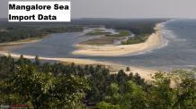 Mangalore Sea Import Data