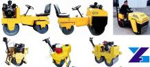 YG Mini Road Roller | Vibratory Rollers for Sale | Double Drum Roller Price