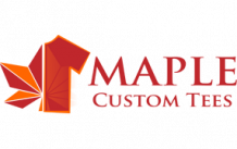 Maple Custom Tees Canada | Personalized Custom T Shirts Toronto
