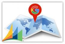 Get help of Google API using Geocoding workflow activity