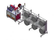 Máquina para Hacer Cubrebocas N95 - AIMIX Grupo Faricante Profesional