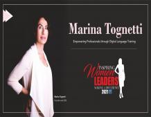Marina Tognetti: Empowering Professionals through Digital Language Training